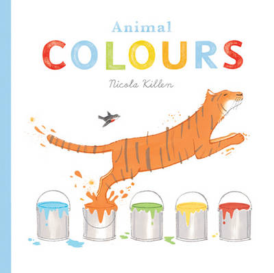 Animal Colours by Nicola Killen