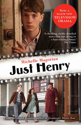 Just Henry (TV Tie In Edition) by Michelle Magorian
