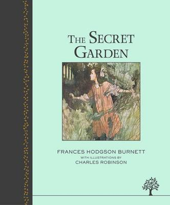 Cover for The Secret Garden by Frances Hodgson Burnett