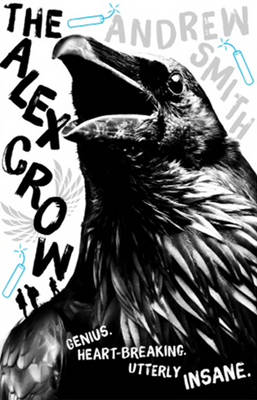 Cover for The Alex Crow by Andrew Smith