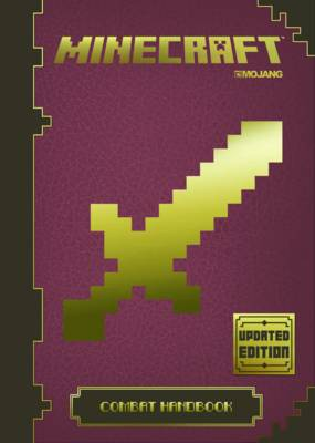 Minecraft: the Official Combat Handbook by Egmont UK Ltd