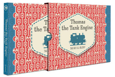 Thomas the Tank Engine 70th Anniversary Slipcase by Rev W. Awdry