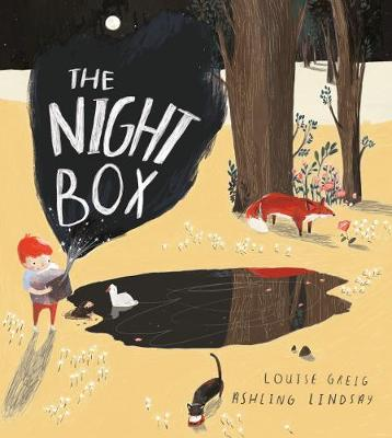 Cover for The Night Box by Louise Greig