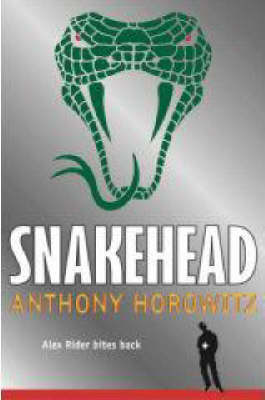 Snakehead audio CD by Anthony Horowitz