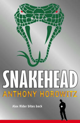 Alex Rider : Snakehead (7) by Anthony Horowitz
