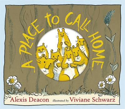 Cover for A Place to Call Home by Alexis Deacon