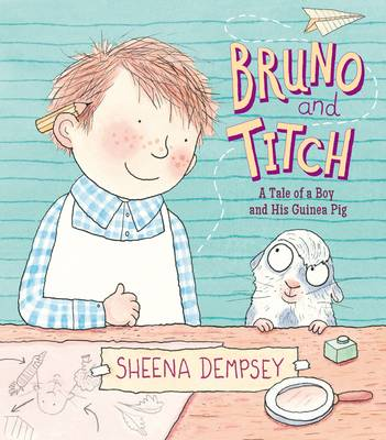 Cover for Bruno and Titch by Sheena Dempsey