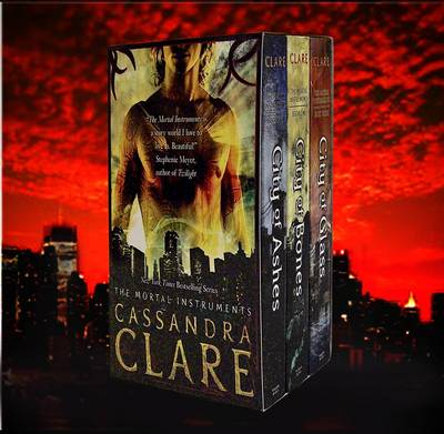 The Mortal Instruments Gift Set by Cassandra Clare