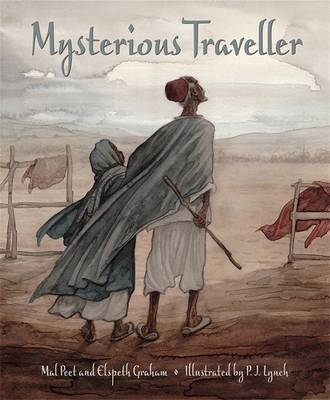 Cover for Mysterious Traveller by Mal Peet, Elspeth Graham