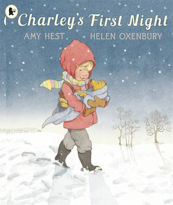 Cover for Charley's First Night by Amy Hest