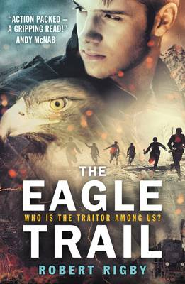 Cover for The Eagle Trail by Robert Rigby