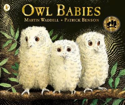 Cover for Owl Babies by Martin Waddell