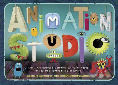 Animation Studio by Helen Piercy