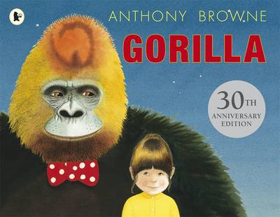 Image result for anthony browne gorilla