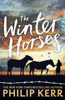 Cover for The Winter Horses by Philip Kerr