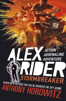 Alex Rider: Stormbreaker (1) by Anthony Horowitz