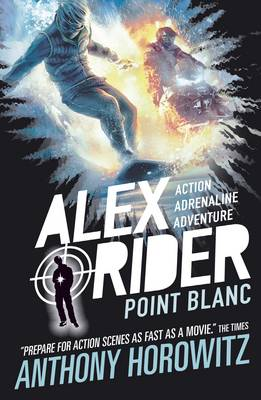 Alex Rider: Point Blanc (2) by Anthony Horowitz