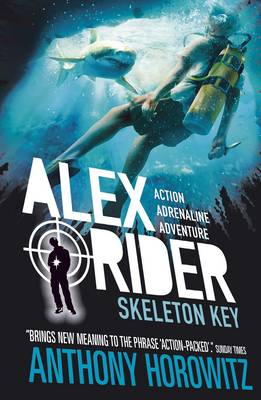 Alex Rider: Skeleton Key (3) by Anthony Horowitz