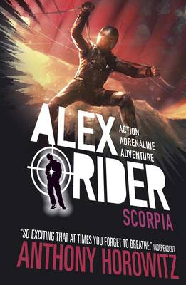 Book Cover for Scorpia by Anthony Horowitz
