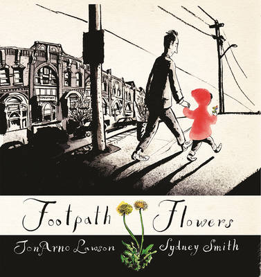 Footpath Flowers by Jon Arno Lawson