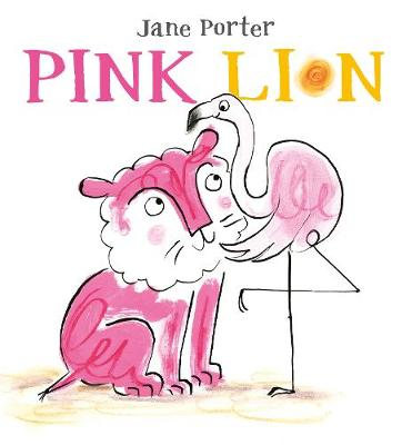 Cover for Pink Lion by Jane Porter