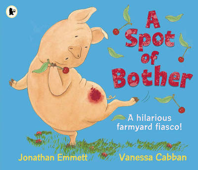 Cover for A Spot of Bother by Jonathan Emmett