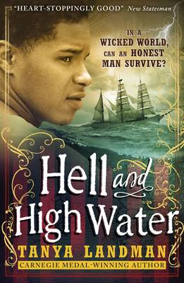Cover for Hell and High Water by Tanya Landman