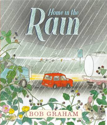 Cover for Home in the Rain by Bob Graham