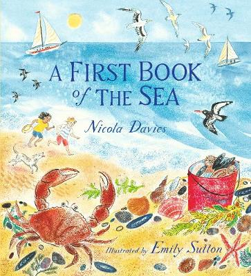 Cover for A First Book of the Sea by Nicola Davies