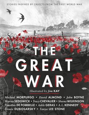 Cover for The Great War: Stories Inspired by Objects from the First World War by Various Authors