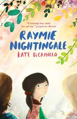 Cover for Raymie Nightingale by Kate DiCamillo