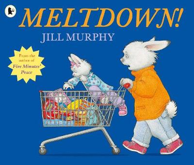 Cover for Meltdown! by Jill Murphy