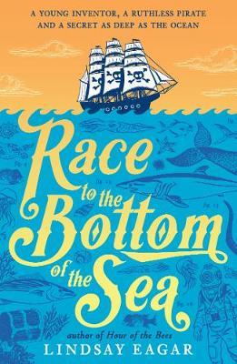 Cover for Race to the Bottom of the Sea by Lindsay Eagar