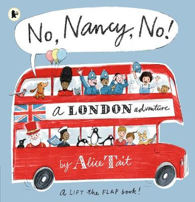 No, Nancy, No! by Alice Tait