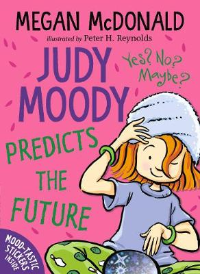 Cover for Judy Moody Predicts the Future by Megan McDonald