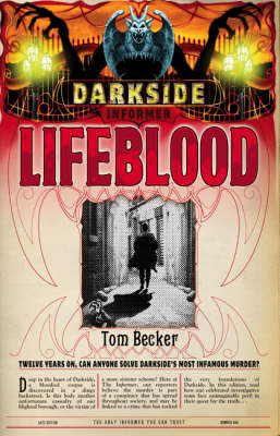 Darkside: Lifeblood by Tom Becker