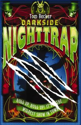 Cover for Darkside: Nighttrap by Tom Becker