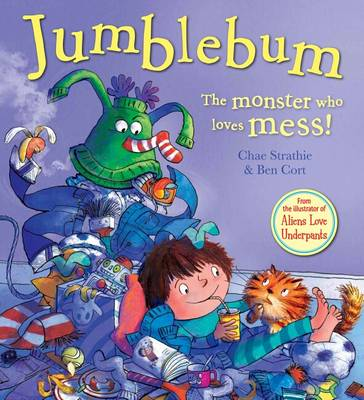 Cover for Jumblebum by Chae Strathie