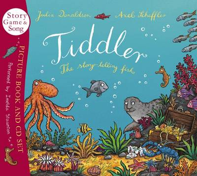 Tiddler Book and CD by Julia Donaldson
