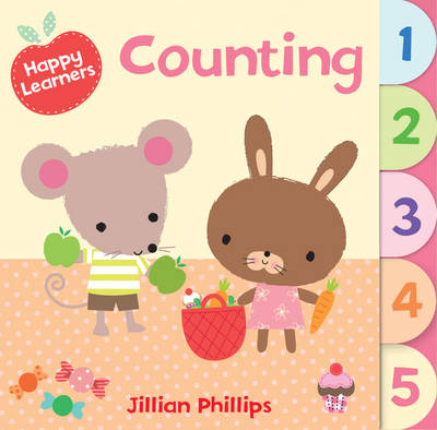 Happy Learners : Counting by Jillian Phillips