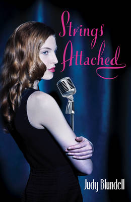Cover for Strings Attached by Judy Blundell
