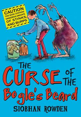 The Curse of the Bogle's Beard by Siobhan Rowden