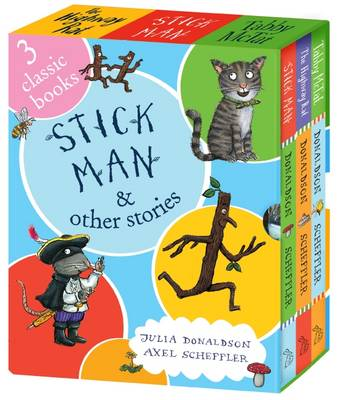 Stick Man and Other Stories by Julia Donaldson