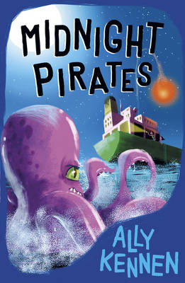 Cover for Midnight Pirates by Ally Kennen