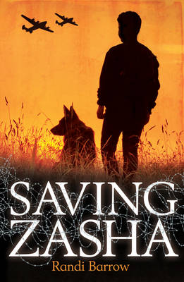 Saving Zasha by Randi Barrow