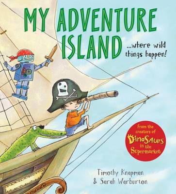 My Adventure Island by Timothy Knapman
