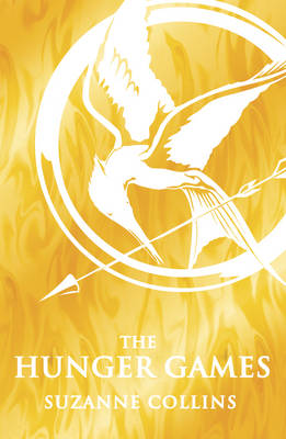 Cover for The Hunger Games by Suzanne Collins