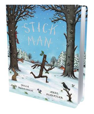 Stick Man Cased by Julia Donaldson