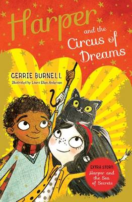 Cover for Harper and the Circus of Dreams by Cerrie Burnell