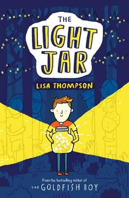 Cover for The Light Jar by Lisa Thompson